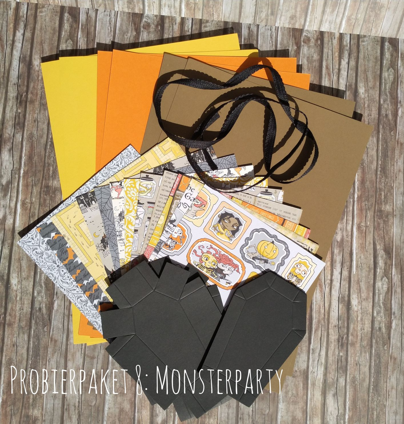 Probierpaket 8 Monsterparty